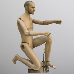 Mannequin à genoux